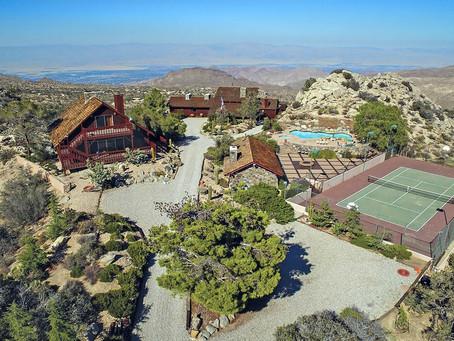 Mini-série de l'été, la Villa Maggio de Frank Sinatra est en vente