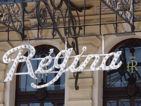 Cet appartement unique à l'hôtel Régina, l'emblème de Cimiez