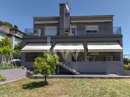 Un appartement-villa ensoleillé à Villeuneuve-Loubet