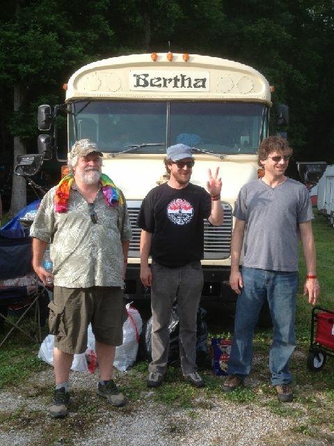 Bertha Bus Guest Artists
