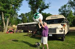 Bertha Bus Team