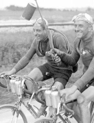 VDB Cycling Coaching Concepts_the lanterne rouge