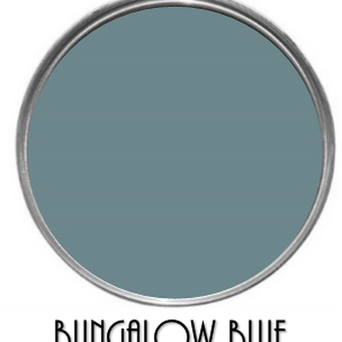 One Step ~ No Sealant Required {Bungalow Blue}
