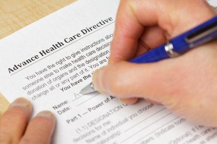 Notarizing Healthcare Powers Of Attorney