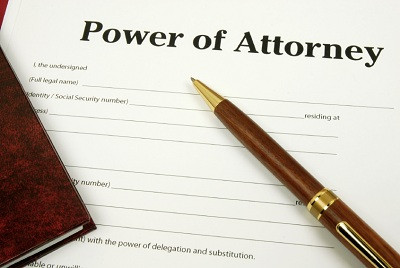 Notarizing A Power Of Attorney