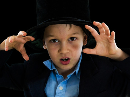 Do you believe in magic? How children learn to distinguish between fantasy and reality