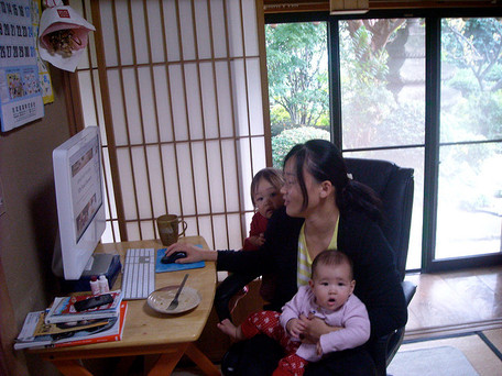 Why working moms fall behind