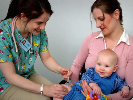 When will COVID-19 vaccines be available for infants and children?