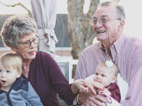 On the grandness of grandparents