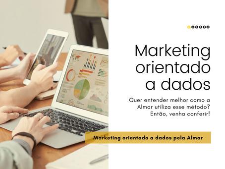 Marketing orientado a dados: como a Almar utiliza esse método?