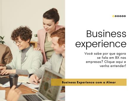 Business Experience com a Almar