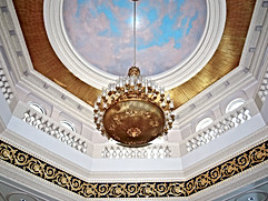 Cupola in gesso