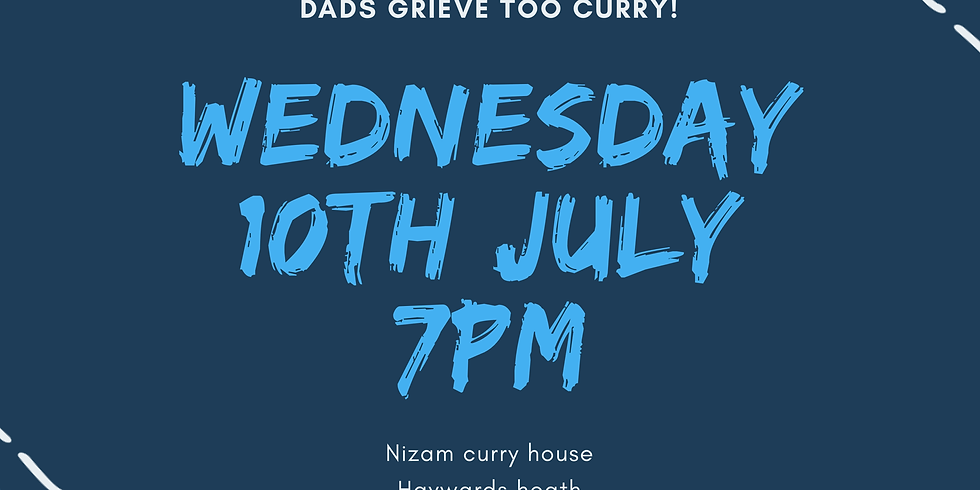 Dads Grieve Too Curry