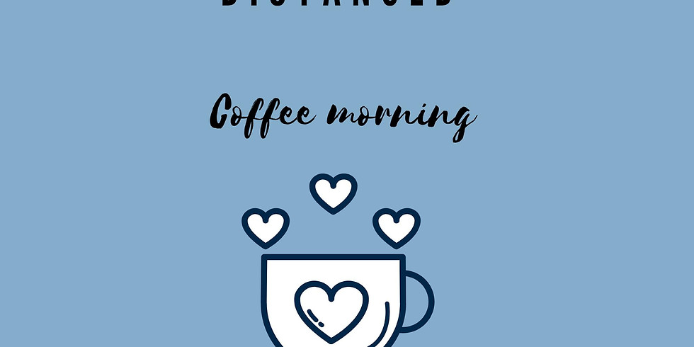 Coffee Morning with OWF (Socially Distanced)