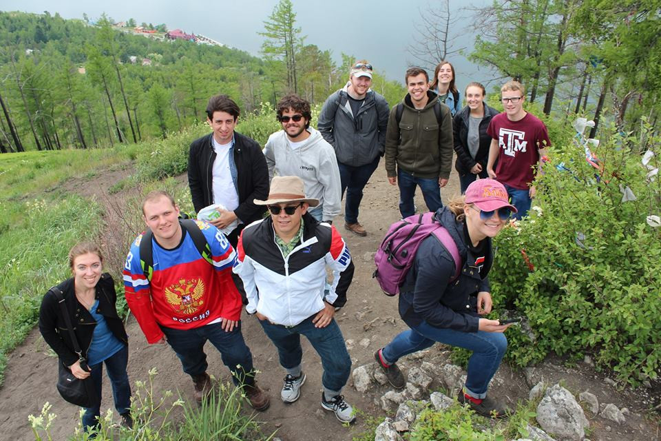 Teaching Foreign Language: A Case Study from Irkutsk, Russia