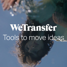 WeTransfer Paper & Paste