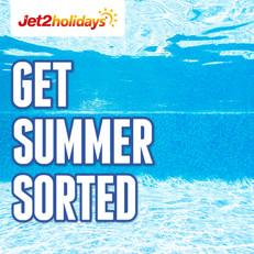 Jet2 Summer Sun
