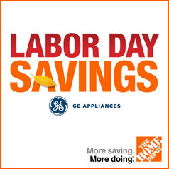 Home Depot Labor Day