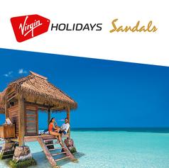 Virgin Holidays Sandals