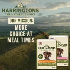 Harringtons Dog Food