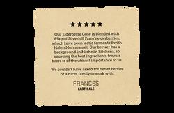 Positive Review - Frances
