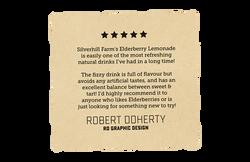 Positive Review - Robert Doherty LQ