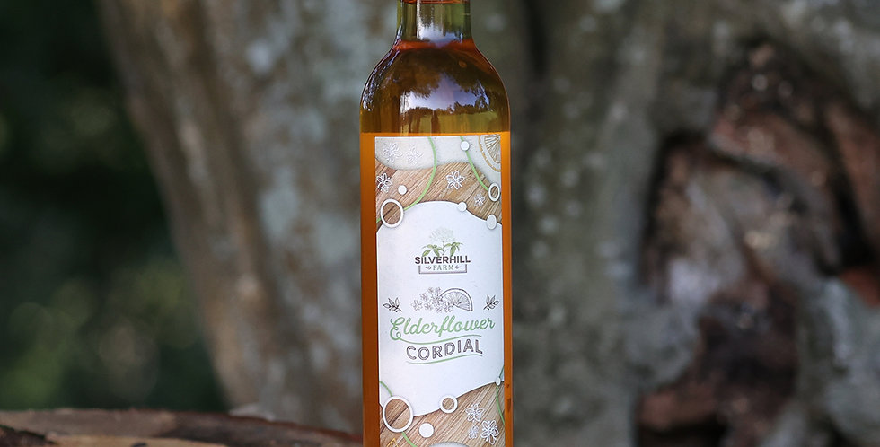 Elderflower Cordial [6 Pack]