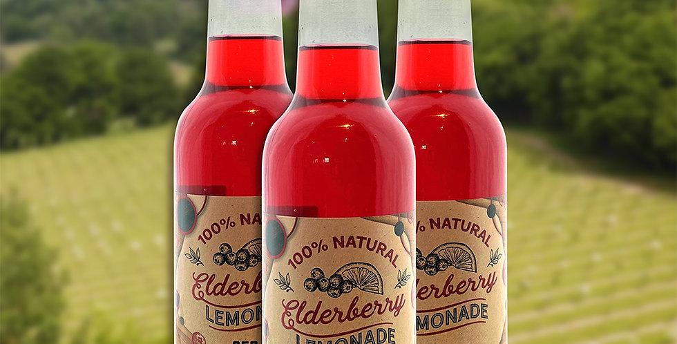 Elderberry Lemonades [12 Pack]