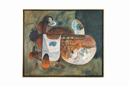 UBS Art Collection / Manuel Felguérez