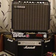 Current Guitar Amps.