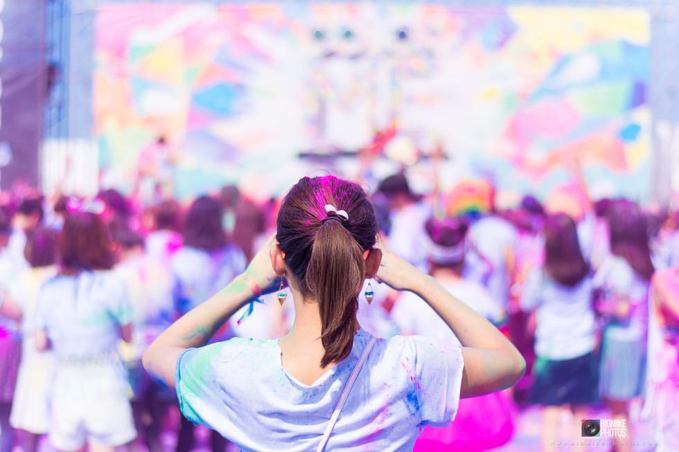 Color Me Rad 2016 (Fukui)
