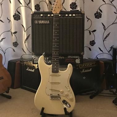 Fender Stratocaster, USA, 2017