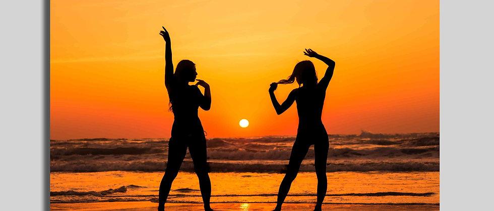 Sunset Ladies