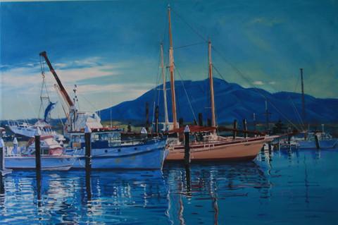 Bermagui boat harbour