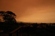 Dec 30 Red smoke over Bermagui.JPG
