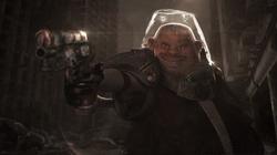 mercenary astronaut