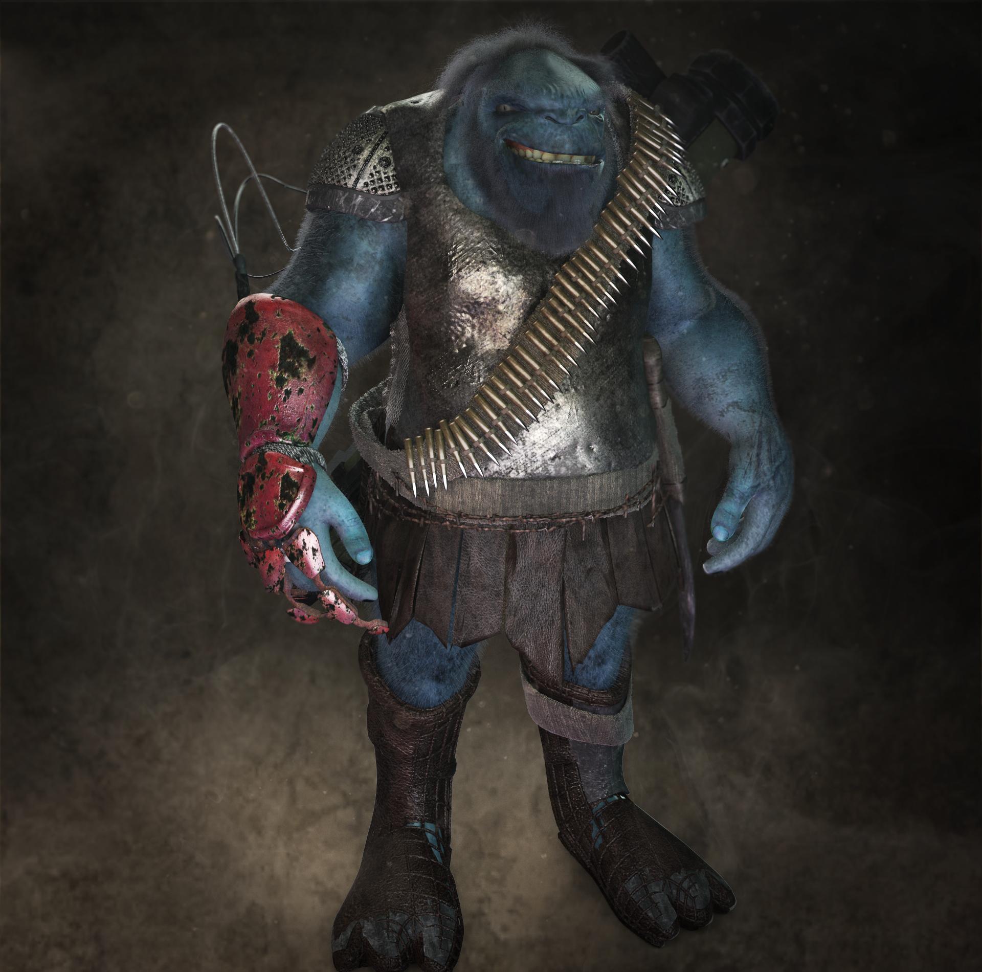 spacial Ogre