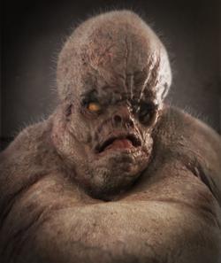 Zombie Ogre by Josh Crocket