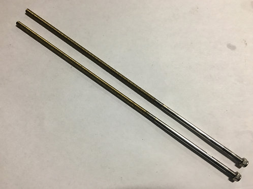 X-2 One Piece Flex Shafts