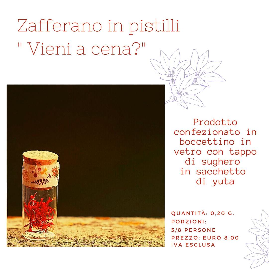 0,20 g. zafferano