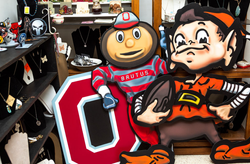 Ohio State & Cleveland Browns Signs