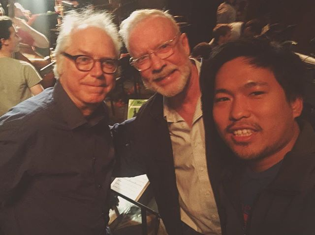 What a great time with Bill Frisell and
