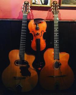 Gypsy Jazz _jacksoref _baby__rains #viol