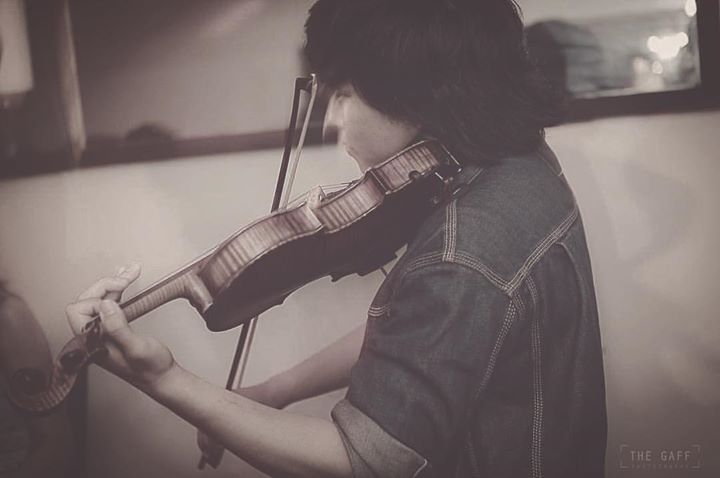 Thank you _thegaffphotography for this awesome shot krub! #violin #violinist #musician #musicianphot
