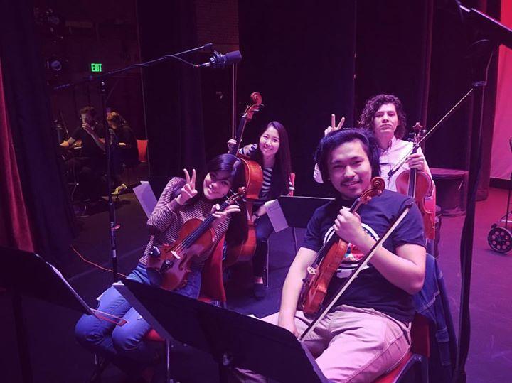 Yeah String Session! #violin #violinist