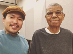 with the pure master _Jack DeJohnette_ I