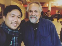 Thank you Joe Lovano for a great forum a