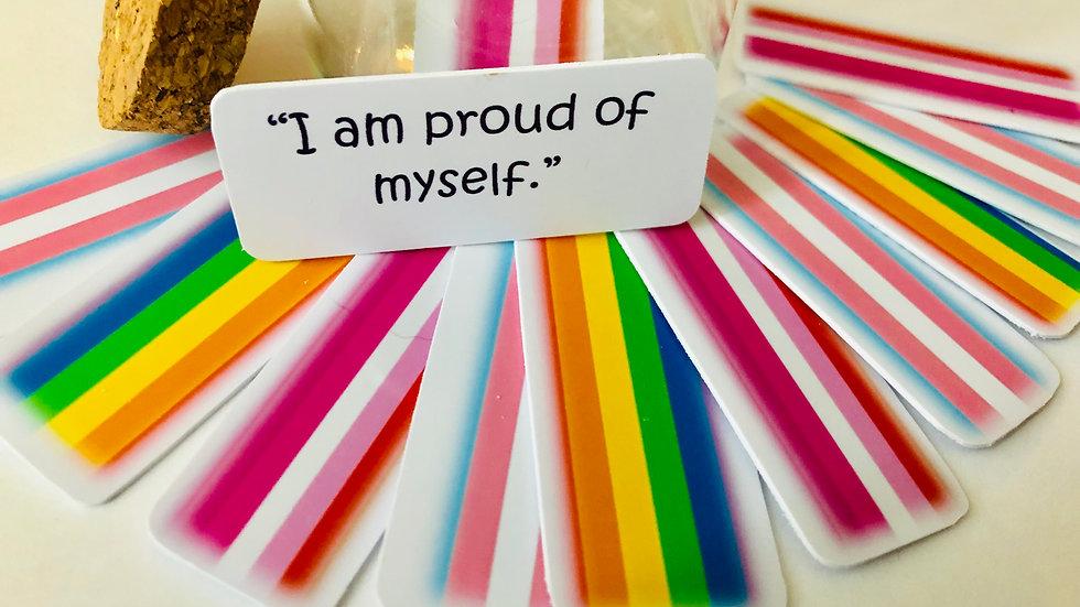 LGBT Mini Jar of Positivity