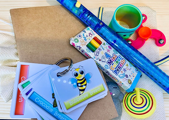 Coping Strategy Bag For children