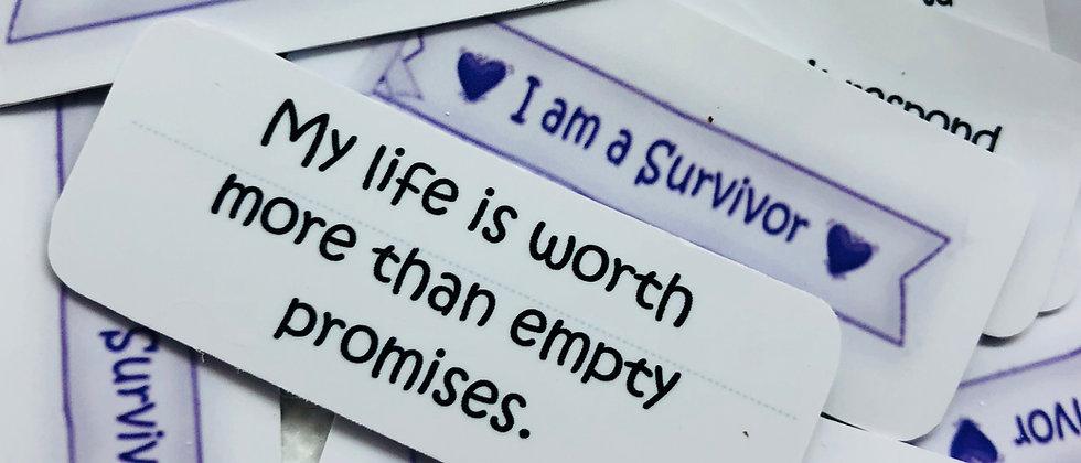 I am a Survivor - 30 Positive Affirmations